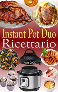 Instant Pot Duo Ricettario Copertina del libro