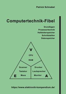 Computertechnik-Fibel Buch-Cover