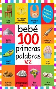 Bebé 100 primeras palabras V.2 Book Cover