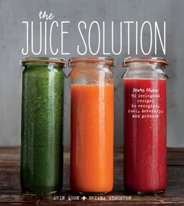 The Juice Solution Book Cover