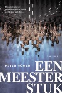 Een meesterstuk Door Peter Römer Boekomslag