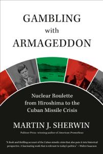 Gambling with Armageddon Boekomslag