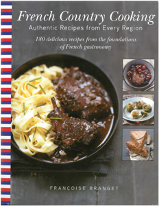 French Country Cooking Book Cover