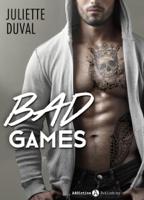Juliette Duval - Bad Games - Mein Stiefbruder, ein Milliardär artwork
