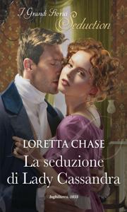 La seduzione di Lady Cassandra Libro Cover