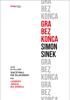 Simon Sinek - Gra bez końca artwork