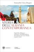 Storia dell'Albania contemporanea Book Cover