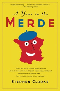 A Year in the Merde Book Cover
