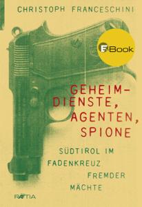 Geheimdienste, Agenten, Spione Copertina del libro