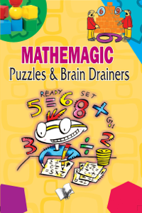 Mathemagic Puzzles And Brain Drainers Boekomslag