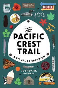 The Pacific Crest Trail Book Cover