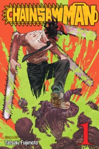 Chainsaw Man, Vol. 1 Book Cover