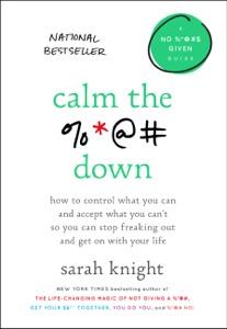 Calm the F*ck Down Book Cover