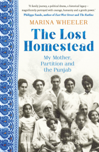 The Lost Homestead Buch-Cover