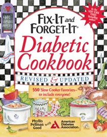 Fix-It and Forget-It Diabetic Cookbook Revised and Updated PDF Download