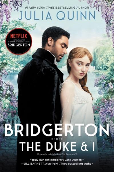 Bridgerton - Julia Quinn book cover
