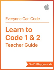 Swift Playgrounds: Learn to Code 1 & 2