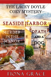 A Lacey Doyle Cozy Mystery Bundle: Murder in the Manor (#1) and Death and a Dog (#2) PDF Download