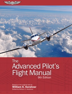 The Advanced Pilot's Flight Manual Book Cover