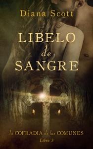 Libelo de Sangre Book Cover
