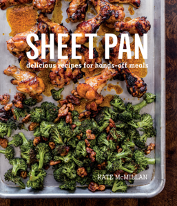 Sheet Pan Book Cover
