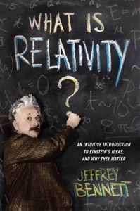 What Is Relativity? Book Cover