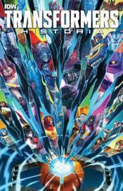 Transformers: Historia book
