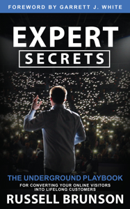 Expert Secrets Book Cover