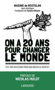 On a 20 ans pour changer le monde La couverture du livre martien