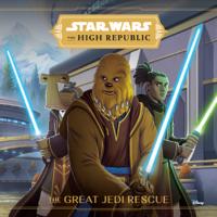 Lucasfilm Press - The High Republic: The Great Jedi Rescue artwork