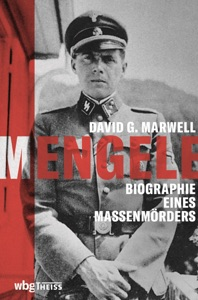Mengele von David Marwell Buch-Cover