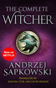 The Complete Witcher Book Cover