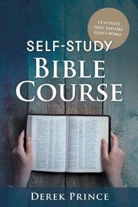 Self-Study Bible Course Book Cover