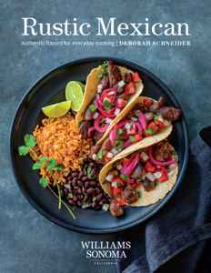 Rustic Mexican Book Cover