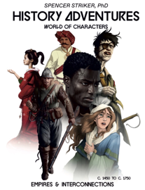 History Adventures, World of Characters