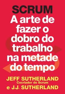 SCRUM Book Cover