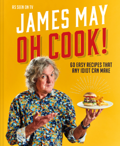 Oh Cook! Copertina del libro
