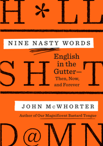 Nine Nasty Words Book Cover