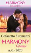 Cofanetto 8 Harmony Collezione n.43/2020