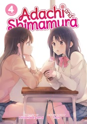 Adachi and Shimamura (Light Novel) Vol. 4