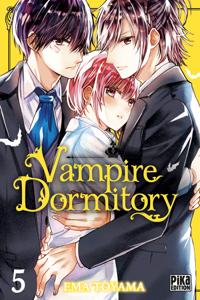 Vampire Dormitory T05 Couverture de livre