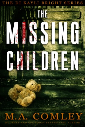 The Missing Children book cover
