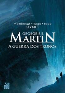 A guerra dos tronos Book Cover