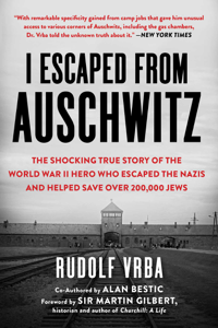 I Escaped from Auschwitz Book Cover