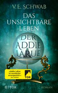 Das unsichtbare Leben der Addie LaRue Buch-Cover