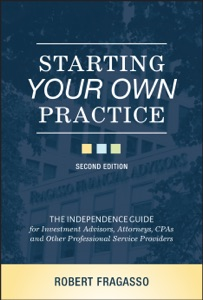 Starting Your Own Practice Book Cover