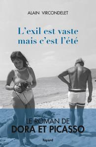 L'exil est vaste mais c'est l'été La couverture du livre martien