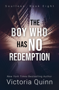The Boy Who Has No Redemption Book Cover