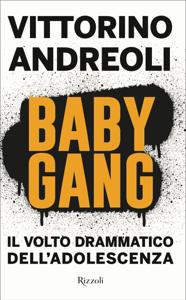 Baby gang Libro Cover