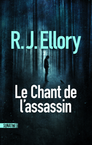 Le Chant de l'assassin La couverture du livre martien